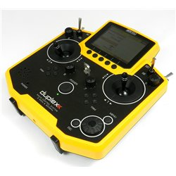 Jeti DS-12 Multimode Yellow Duplex Transmitter 2.4GHz
