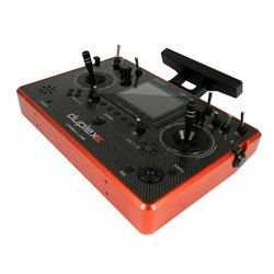 Jeti DC-16 II.- Carbon Line Red Jan 20 Duplex Transmitter 2.4GHz