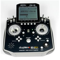 Jeti DS-16 Multimode Duplex Transmitter 2.4GHz 2