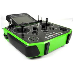 Jeti DS-16 Carbon Green Multimode Duplex Transmitter 2.4GHz