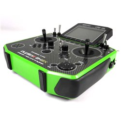 Jeti DS-16 Carbon Green Multimode Duplex Transmitter 2.4GHz 2