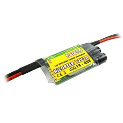 Jeti Hicopter 12V3A Speed Controller