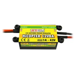 Jeti Hicopter 12V8A Speed Controller