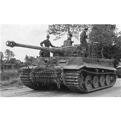 FORCES TIGER I LATE PRODUCTION