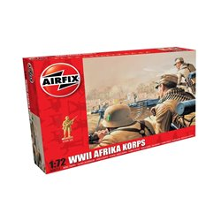 Airfix 00711 Africa Corps 1:72