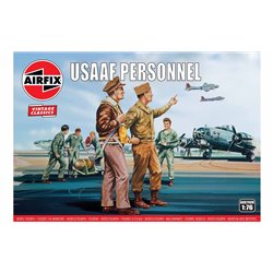Airfix 00748V USAAF Personnel 1:76