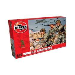 Airfix 00751 WWII US Paratroops 1:76 2