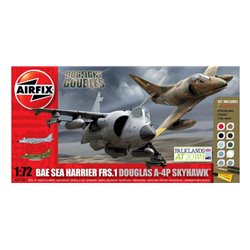 Airfix Gift Set 50134 DogfightDouble A-4/HarrierFRS-1