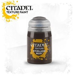 CITADEL TEXTURE: STIRLAND MUD (24ML)  Paint - Texture
