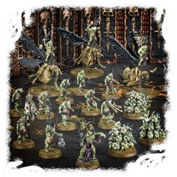 Start Collecting Daemons of Nurgle 2