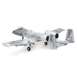 A-10 Thunderbolt II 64mm EDF BNF Basic AS3X w/SAFE 2