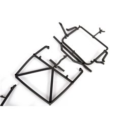 1955 Ford Roll Cage Set w/Inner Bed Panels (Clear)