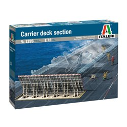 Italeri Carrier Deck Section 1:72 scale
