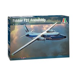 ITALERI 1430 1/72 FOKKER F27-400 FRIENDSHIP