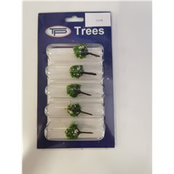 TA30W Fruit Tree with White Blossom  30mm