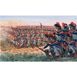 ITALERI 1/72 FRENCH GRENADIERS NAPOL WAR
