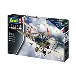 Revell 100 Years RAF – 03907 British S.E.5a
