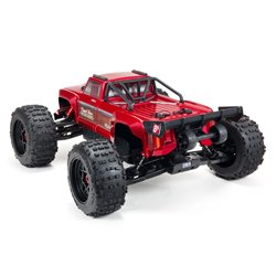 OUTCAST 4X4 8S BLX 1/5th Stunt Truck Red 2