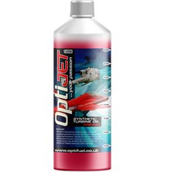 Optifuel Optijet Synthetic Turbine Oil Pre-Mix 1L OPTI-Premix