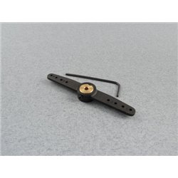 RACTIVE Steering Dbl Arm for Noselegs 14G F-RCA175/14G