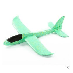 48cm Blue EPP Foam Hand Throw Airplane Outdoor Launch Glider Plane