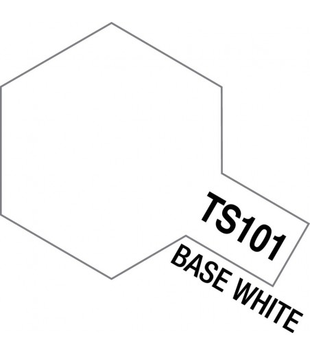 TAMIYA TS-101 BASE WHITE
