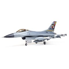 F-16 Falcon 80mm EDF w/SMART BNF-B and SAFE Select