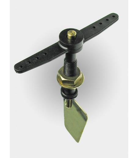 4mm Double Steering Arm 2