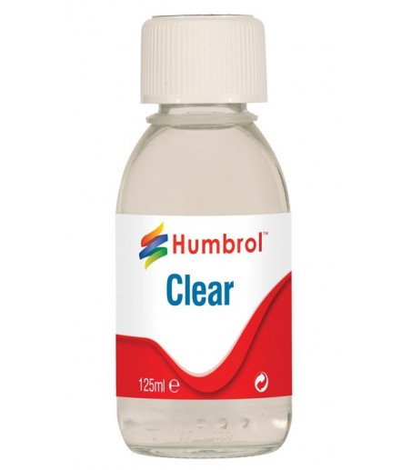 Humbrol Humbrol Clear 125ml