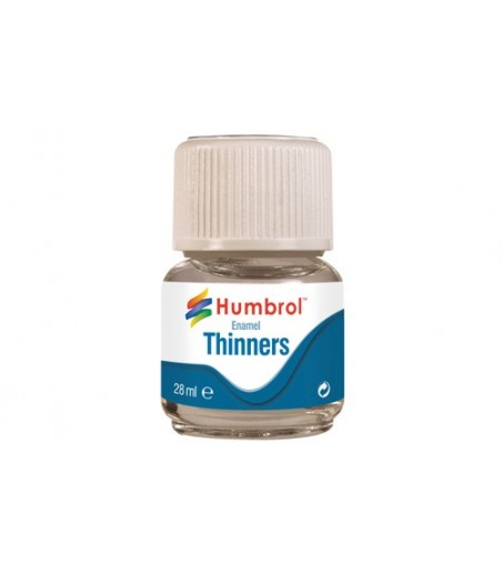 Humbrol Enamel Thinners 28ml Bottle