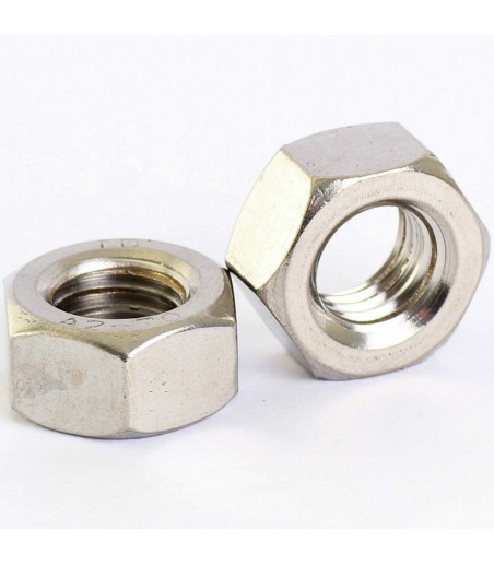 M2 standard nuts pack of 10