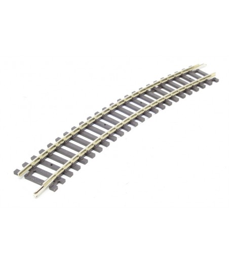 Peco Products ST-225 Setrack No.2 radius standard curve