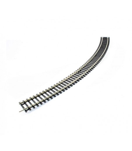 Peco No.3 Radius Double Curve, 505mm (19⅞in) radius OO/HO Gauge ST-231