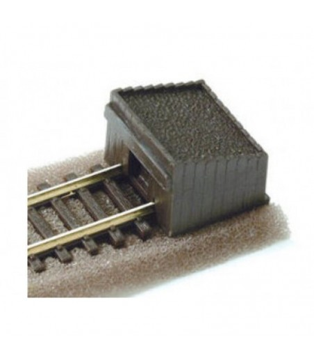 Peco Products ST-8 2 set track buffer stops Type N Scale