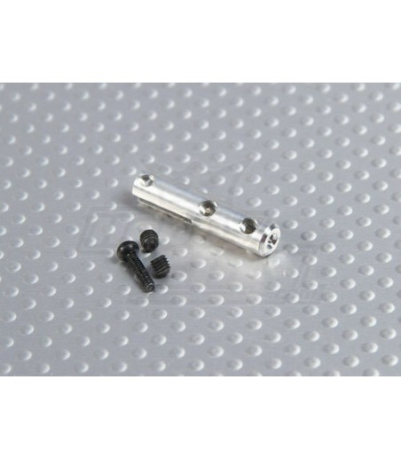 Alloy Clevis For Non Threaded 2mm Control Rod