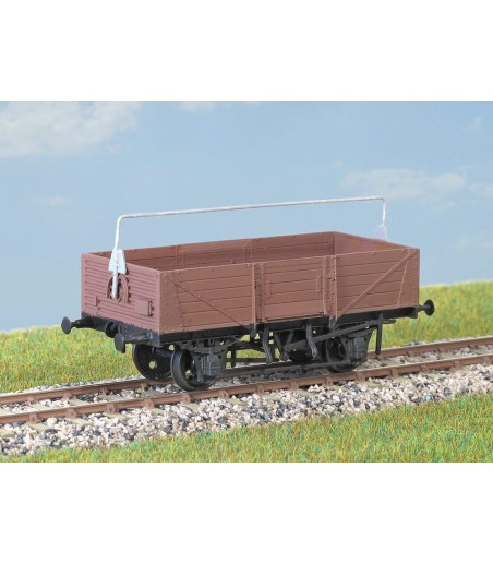 PARKSIDE BR 13 Ton Open Goods Wagon OO Gauge PC02A