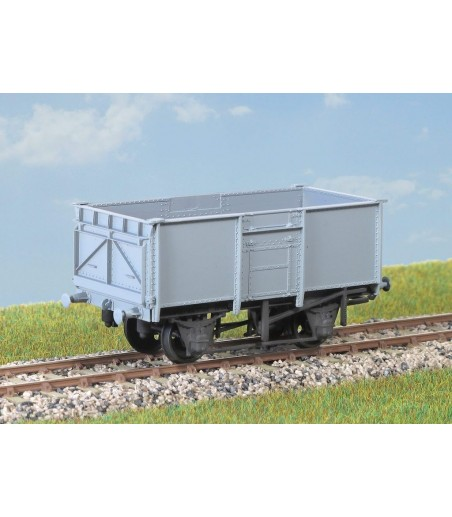 PARKSIDE BR 16 Ton Min Wagon Riveted Body OO Gauge PC54