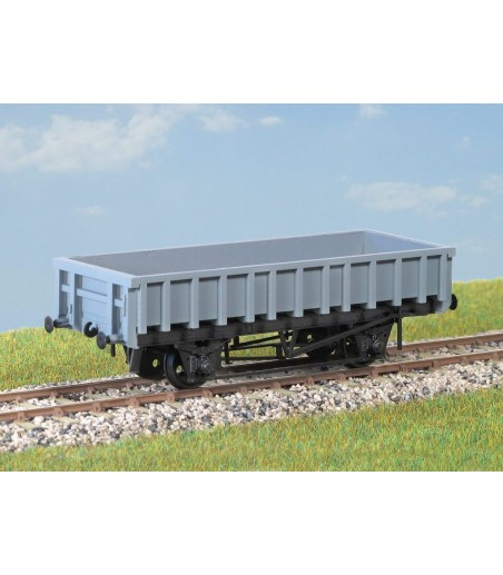 "PARKSIDE BR ""Clam"" 21 Ton Ballast Wagon OO Gauge PC68"