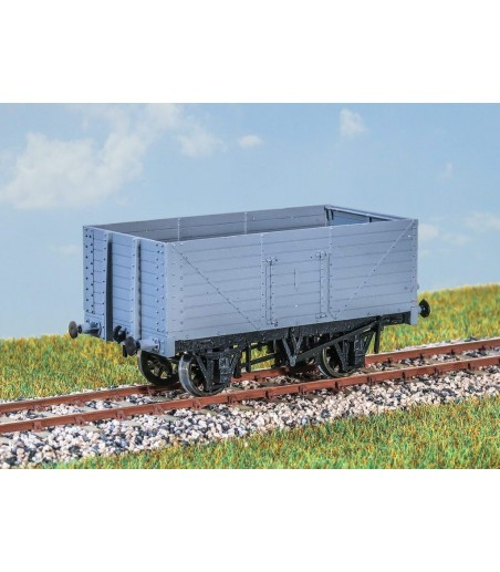 PARKSIDE 8 Plank Coal Wagon RCH 1923 OO Gauge PC71