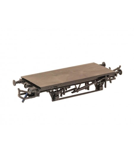 PARKSIDE BR 10ft Vacuum Fitted Push Brake Shoes OO Gauge PA09