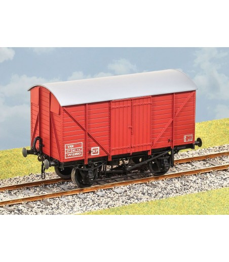 PARKSIDE GWR 12 Ton Covered Goods Wagon 0 Gauge PS26
