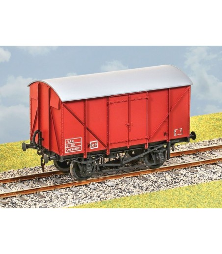 PARKSIDE GWR  12 Ton Covered Goods Wagon 0 Gauge PS28
