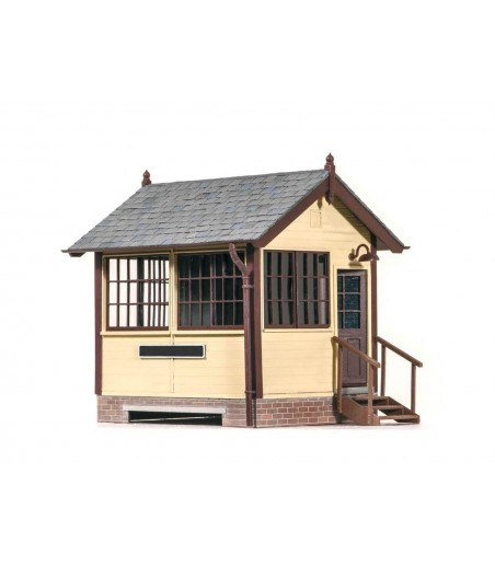 Peco 0G Ground Signal Box, Wood O Gauge LK-709