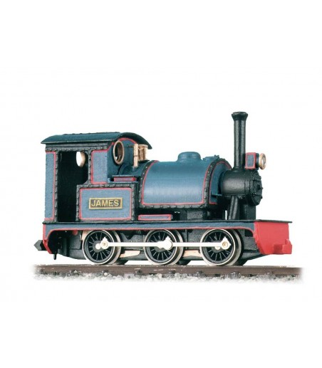 Peco 0-6-0 or 0-4-0 Saddle Tank, 'James' OO9 Gauge GL-2
