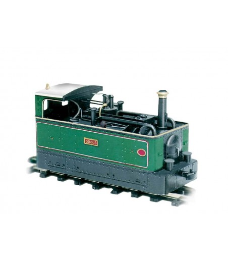 Peco 0-6-0 Tram Locomotive OO9 Gauge GL-6