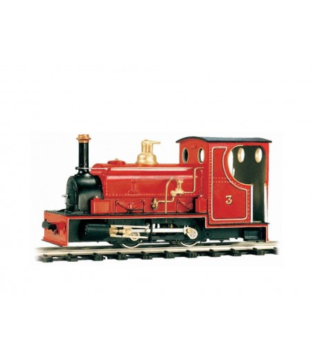 Peco 0-4-0 Hunslet Quarry Engine Body O-16.5 Gauge OL-3