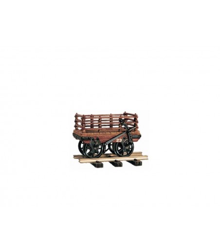 Peco 1ton Slate Wagon O-16.5 Gauge OR-23