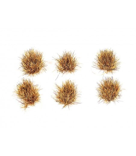 Peco 10mm Self Adhesive Patchy Grass Tufts All Gauges PSG-75