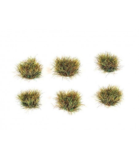 Peco 10mm Self Adhesive Autumn Grass Tufts All Gauges PSG-76