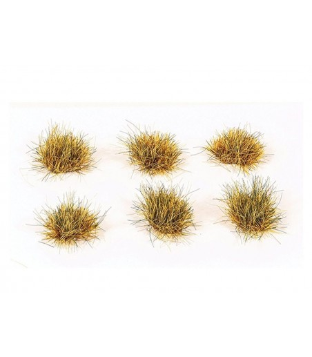 Peco 10mm Self Adhesive Wild Meadow Grass Tufts All Gauges PSG-77